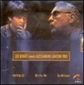 81+15=96. for Bill Evans - CD Audio di Lee Konitz,Alessandro Lanzoni