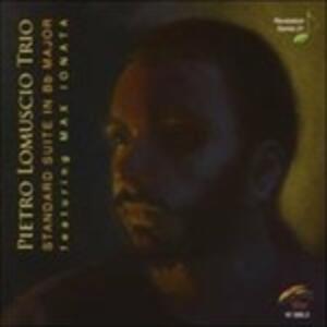 Stand Suite in Bb Major - CD Audio di Pietro Lomuscio