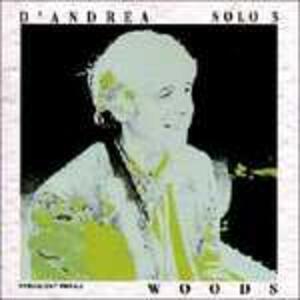 Solo 3. Woods - CD Audio di Franco D'Andrea