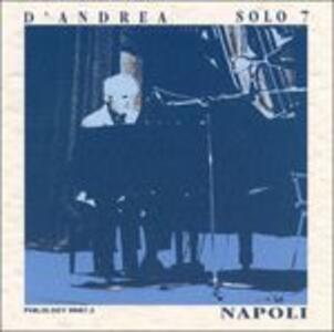Solo 7 - CD Audio di Franco D'Andrea