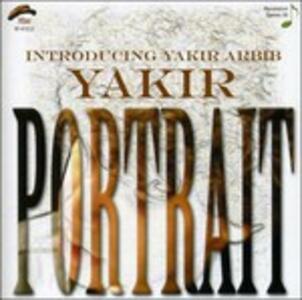 Yakir Portrait - CD Audio di Yakir Arbib