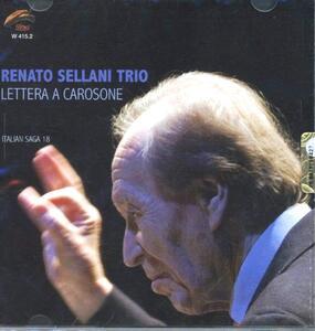Lettera a Carosone - CD Audio di Renato Sellani