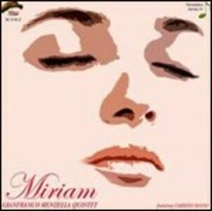 Miriam - CD Audio di Gianfranco Menzella