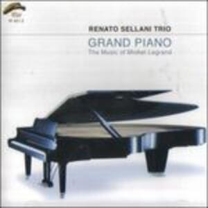 Grand Piano Music Legrand - CD Audio di Renato Sellani