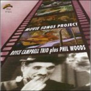 Movie Songs Project - CD Audio di Royce Campbell