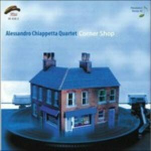 Corner Shop - CD Audio di Alessandro Chiappetta