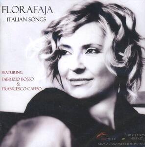 Italian Songs - CD Audio di Flora Faja