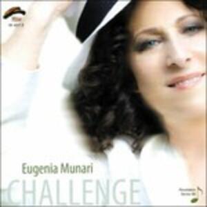 Challenge - CD Audio di Eugenia Munari