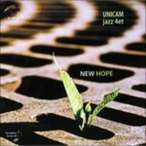 New Hope - CD Audio di Unicam Jazz Quartet