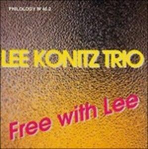 Free with Lee - CD Audio di Lee Konitz