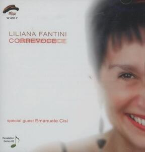 Correvoce - CD Audio di Liliana Fantini