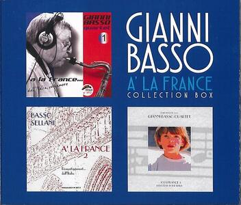 A la France Collection - CD Audio di Gianni Basso
