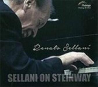 Sellani on Steinway - CD Audio di Renato Sellani