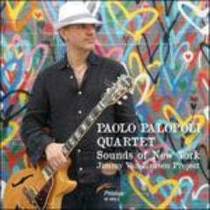 Sounds of New York - CD Audio di Paolo Palopoli