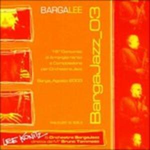 Bargalee - CD Audio di Lee Konitz,Orchestra Barga