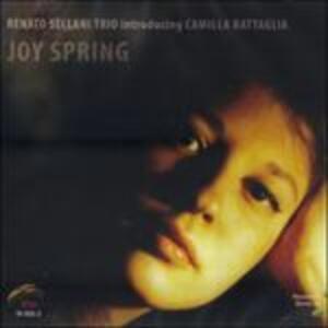 Joy Spring - CD Audio di Renato Sellani,Camilla Battaglia