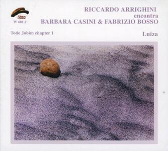 Riccardo Arrighini meets Barbara Casini & Fabrizio Bosso - CD Audio di Barbara Casini,Fabrizio Bosso,Riccardo Arrighini