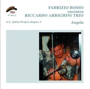Angela - CD Audio di Fabrizio Bosso,Riccardo Arrighini