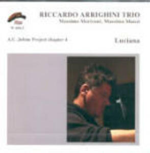 Luciana - CD Audio di Riccardo Arrighini