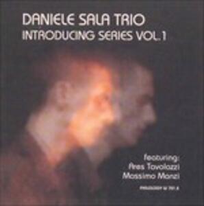 Introducing Series vol.1 - CD Audio di Daniele Sala