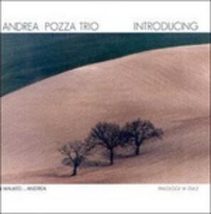 Introducing - CD Audio di Andrea Pozzato