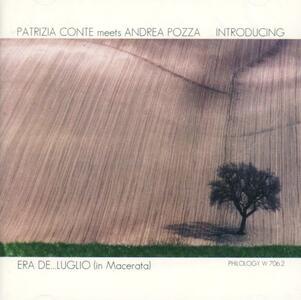 Introducing - CD Audio di Andrea Pozza,Patrizia Conte