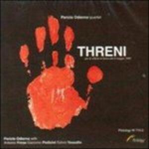 Threni - CD Audio di Pericle Odierna