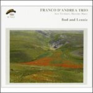 Bud and Lennie - CD Audio di Franco D'Andrea