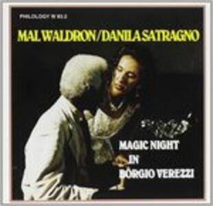 Magic Night - CD Audio di Mal Waldron,Danila Satragno