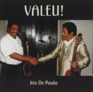Valeu! - CD Audio di Irio De Paula