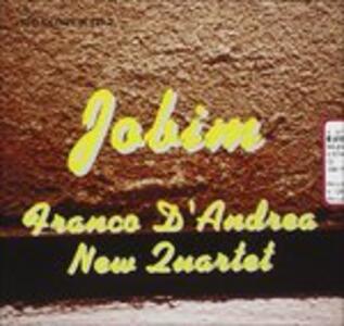 Jobim - CD Audio di Franco D'Andrea