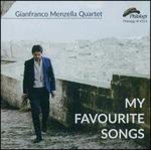 My Favourite Songs - CD Audio di Gianfranco Menzella