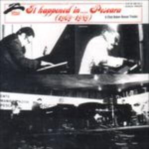 It Happened in...Pescara - CD Audio di Chet Baker,Art Pepper