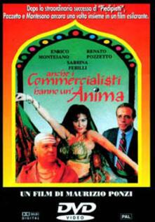 Anche i commercialisti hanno un'anima di Maurizio Ponzi - DVD