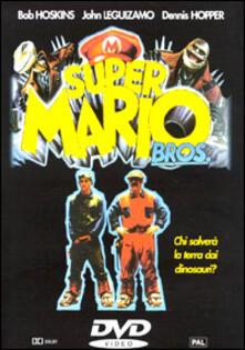 Super Mario Bros. di Rocky Morton,Annabel Jankel - DVD