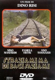 Straziami ma di baci saziami (DVD) di Dino Risi - DVD