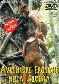 Locandina Avventure erotiche nella giungla