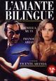 Cover Dvd DVD L'amante bilingue
