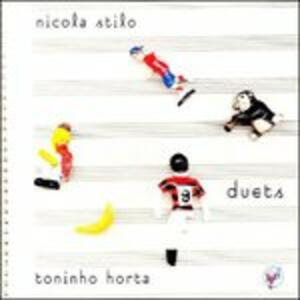 Duets - CD Audio di Nicola Stilo