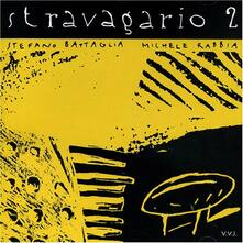 Stravagario 2 - CD Audio di Stefano Battaglia,Michele Rabbia