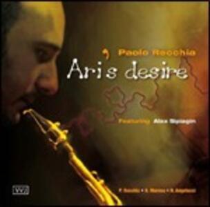 CD Ari's Desire Paolo Recchia