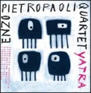 Yatra - CD Audio di Enzo Pietropaoli