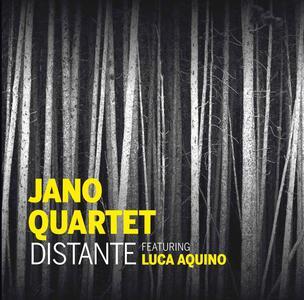 CD Distante (feat. Luca Aquino) Jano Quartet