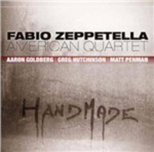 Handmade - CD Audio di Fabio Zeppetella