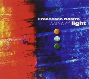 Colors of Light - CD Audio di Francesco Nastro