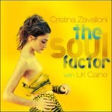 The Soul Factor - CD Audio di Uri Caine,Cristina Zavalloni