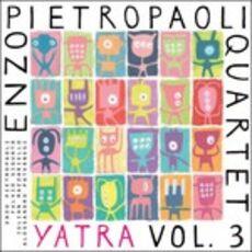 CD Yatra vol.3 Enzo Pietropaoli