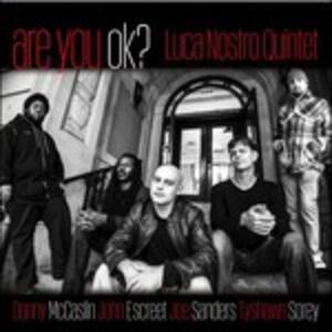 Are You Ok? - CD Audio di Luca Nostro