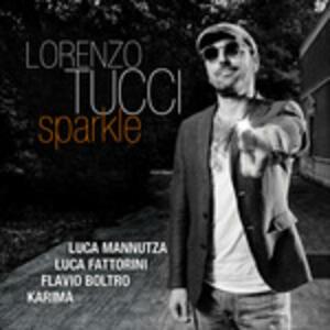 Sparkle - CD Audio di Lorenzo Tucci