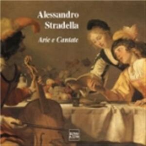 Cantate - Arie - CD Audio di Alessandro Stradella